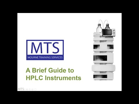 A Brief Guide to HPLC Instruments from Mourne Training Services