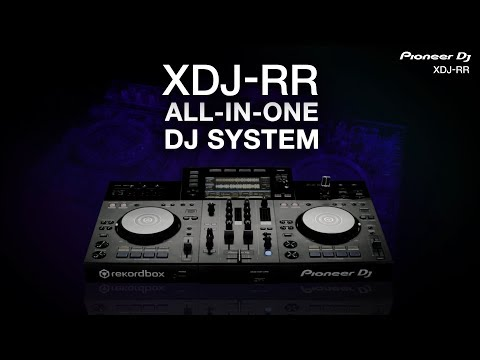 Pioneer DJ launches XDJ-RR all-in-one system for Rekordbox