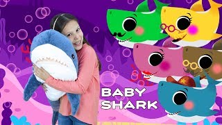 baby shark song sing and dance animal songs ceylin h songs nursery ryhmes for children