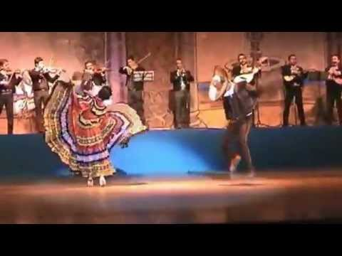 Typical Mexican Folk Dances YouTube.flv