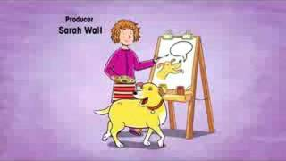 Martha Speaks Opening TItle Theme Song PBS