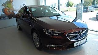 Opel Insignia 1.5 Turbo 165 Л.С. Grandsport Экстерьер Интерьер Она Прекрасна Возможно Скоро В России