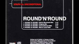 Krupa vs. Unconditional - Round