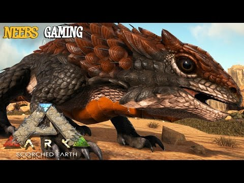 Ark: Scorched Earth - Day One