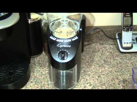 Jura Capresso Infinity Burr Grinder Review (Awesome Coffee Grinder)