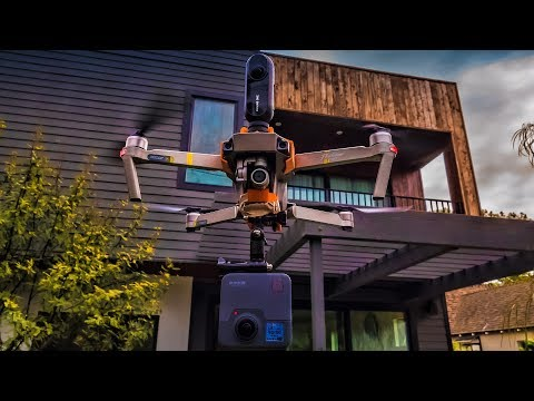 Insta360 ONE FlowState VS GoPro Fusion Drone Stabilization - Who won? 😱