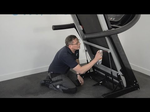 How To Stop a Treadmill Squeaking