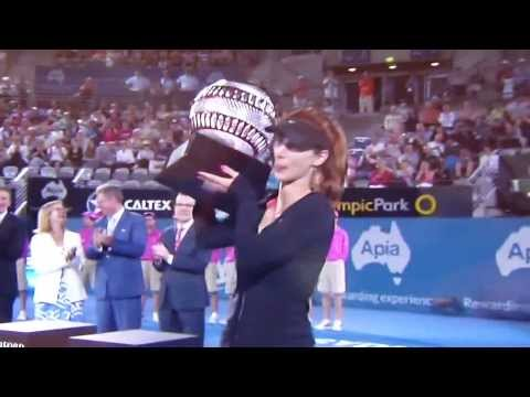 Tsvetana Pironkova wins Premier level Sydney International 2014 title
