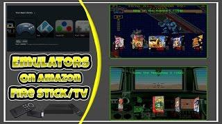 How To Get NES, SNES, & SEGA Genesis Emulator On Amazon Fire Stick/Fire TV! NO JB/PC! FREE! EASY!