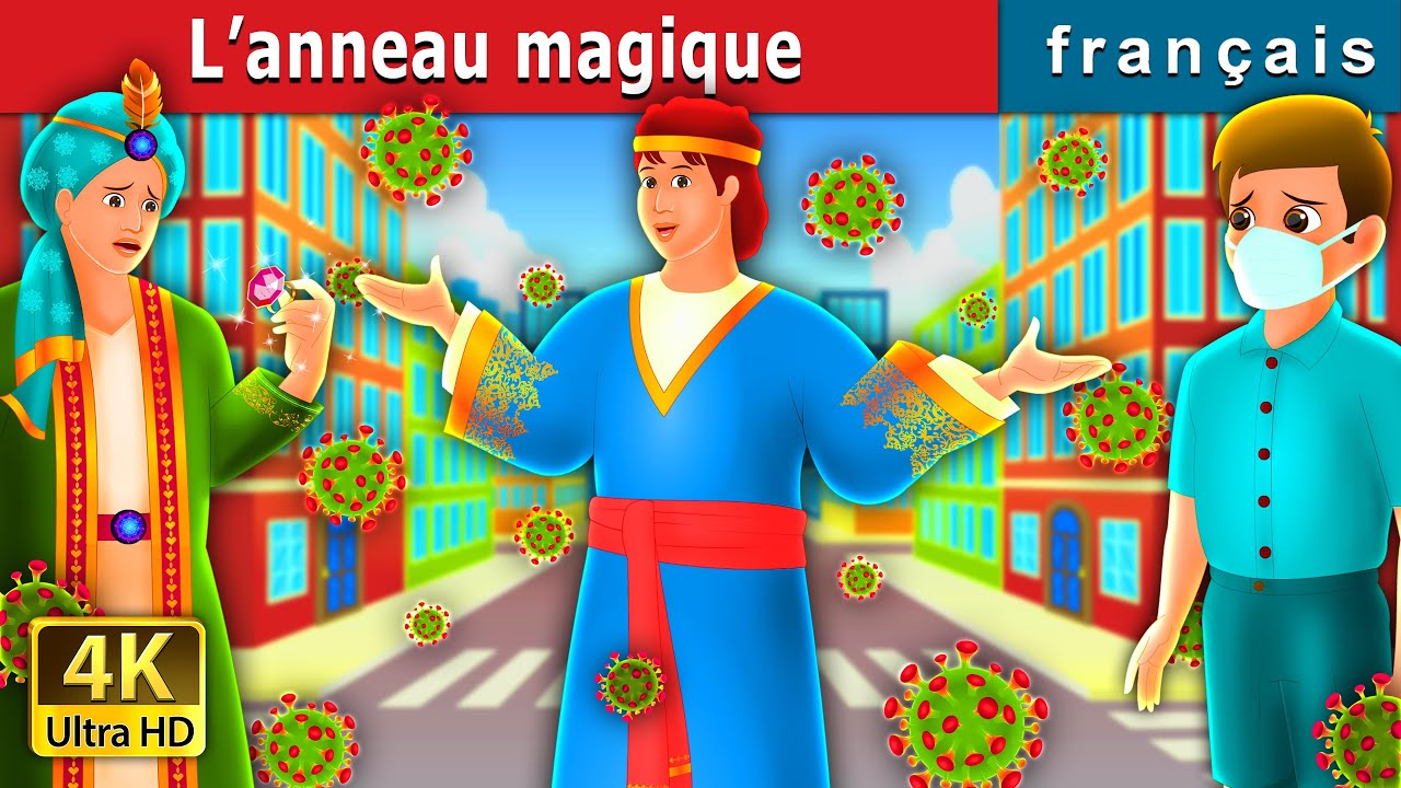 L'anneau magique | The Magic Ring Story in French | Contes De Fées Français
