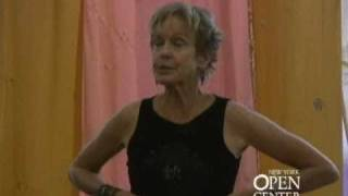 Lakshmi Voelker Chair Yoga Training