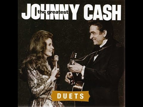 You Can't Beat Jesus Christ by Johnny Cash and Billy Jo Shaver w Marty Stuart on guitar