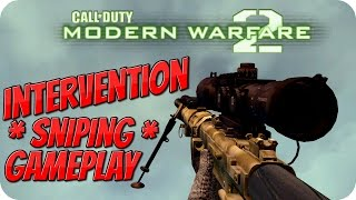 Call of Duty MW2 PC Sniping Gameplay (1080p60)
