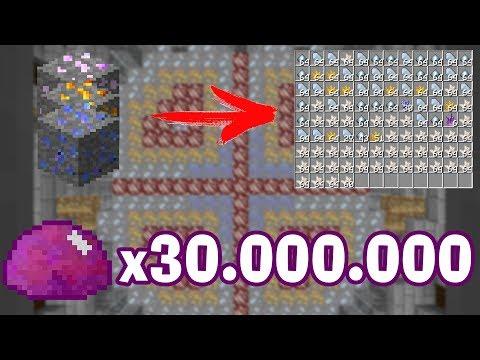 30.000.000 МАТЕРИИ!   СЛОМАЛ ~2500 РУД УДАЧЕЙ!!! СПРЯТАЛ КВП!? –ВЫЖИВАНИЕ МАЖОРА №25–