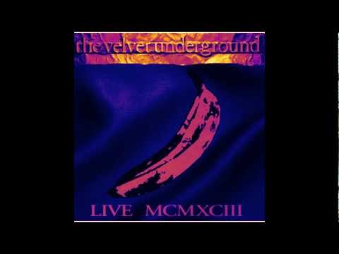 sweet jane - the velvet underground - live MCMXCIII