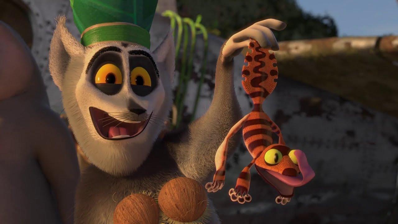 DreamWorks Madagascar | Você não pode sair sem ele | Madagascar: Escape 2 Africa Filme
