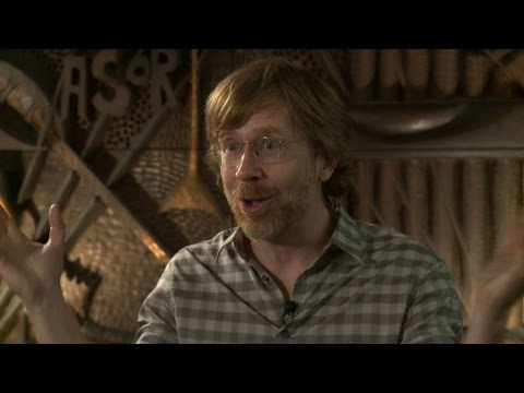 Phish Front Man Trey Anastasio Casts Wide Musical Net [FULL INTERVIEW]