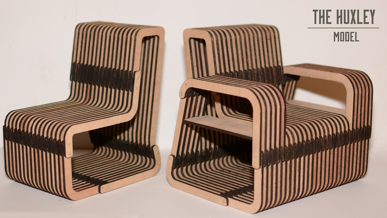 The Huxley Model Cnc Furniture Concept