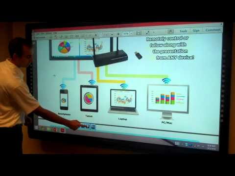 Newline Interactive Product Demonstration