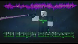 Roblox Script Showcase Episode#863/DL-44 Laser Blaster