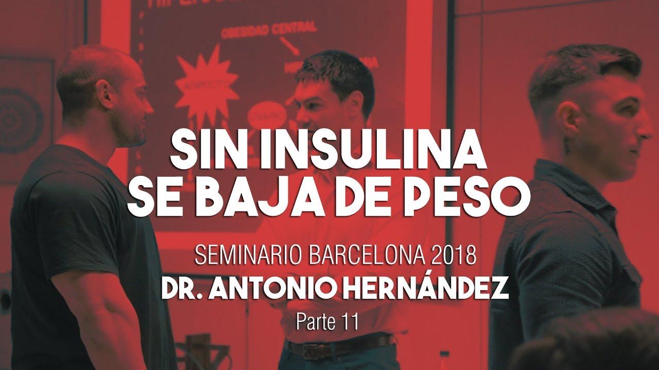Perdida de peso bilbao vs barcelona