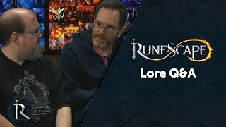 RuneScape Lore Q&A