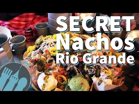 The SECRET Nachos Rio Grande at Pecos Bill Tall Tale Inn and Cafe in Disney World!