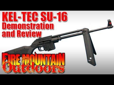 Kel-Tec SU-16 Test and Evaluation