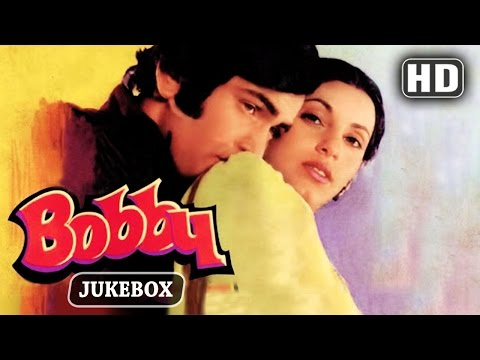 All Songs of Bob {HD}  Rishi Kapoor  Dimple  Evergreen Old Hindi Romantic Songs