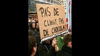 Marche pour le climat : manipulation politique et médiatique en Suisse