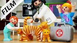 Playmobil Film deutsch | KATZEN GEBURT IN LUXUSVILLA - neue Haustiere für Familie Vogel? Kinderfilm