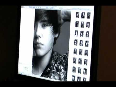 JUSTIN BIEBER: HOW TO DRESS LIKE A POP STAR (BEHIND THE SCENES/SHOOT)