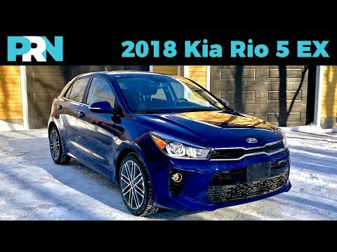 Serious Value | 2018 Kia Rio 5 EX Sport Full Tour & Review