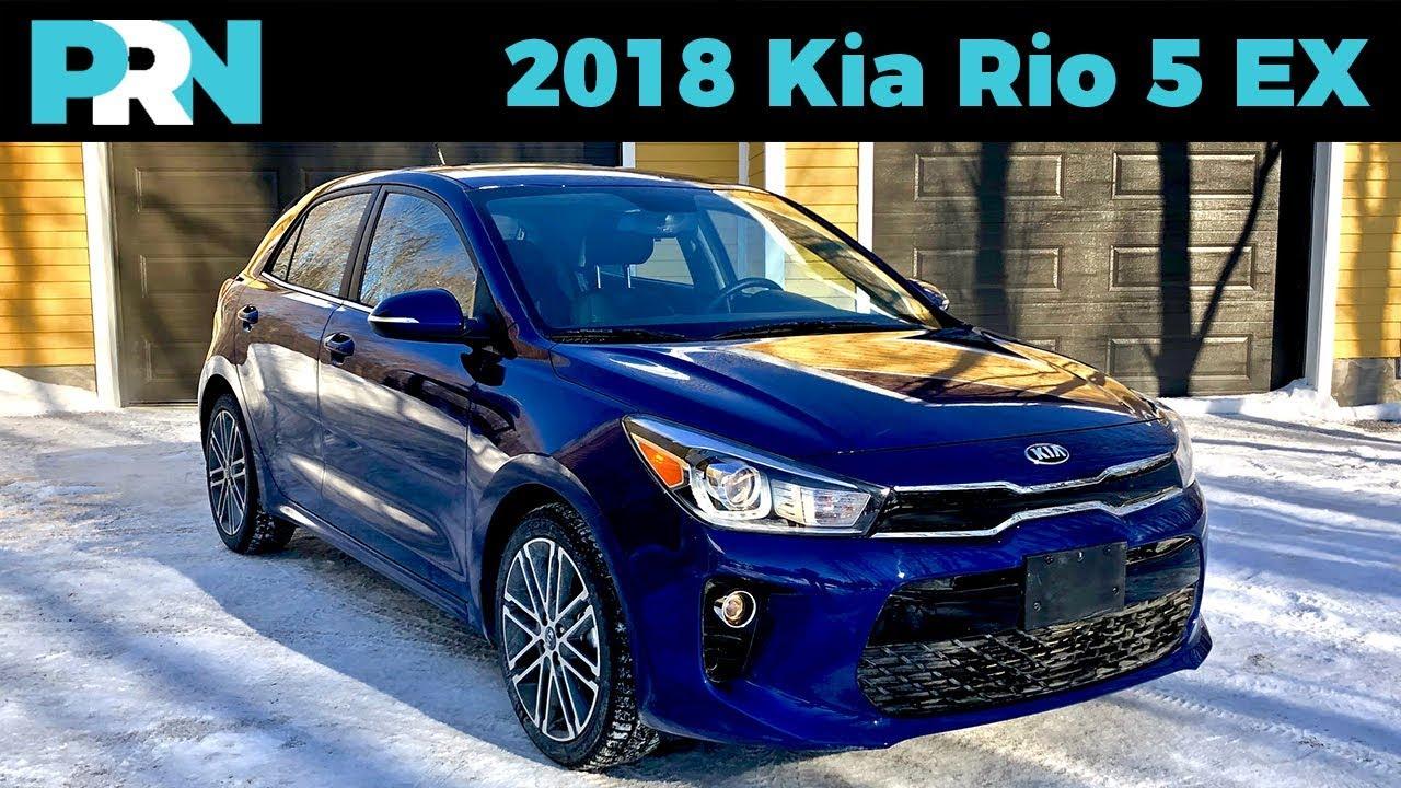 Best Subcompact Hatchback 2018 Kia Rio 5 Ex Sport Testdrive Spotlight