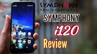 Symphony i120 Review Bangla