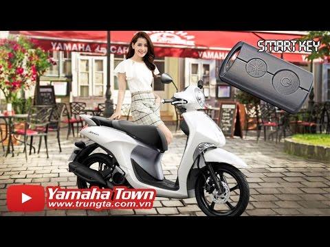 Yamaha JANUS 125cc Review  ▶ Hướng dẫn sử dụng Smart Key xe tay ga thông minh