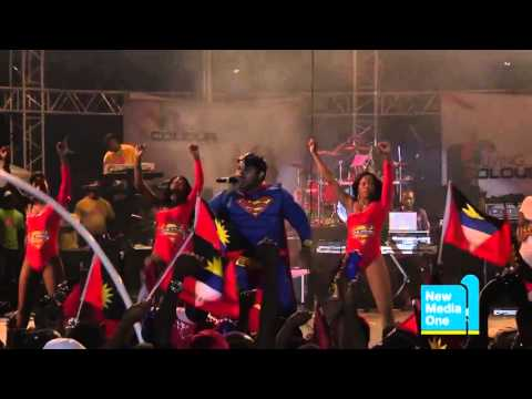 Antigua Carnival 2012   Jumpy Monarch   Ricardo Drue