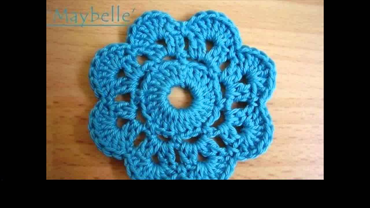 Easy Crochet Coasters Projects Youtube