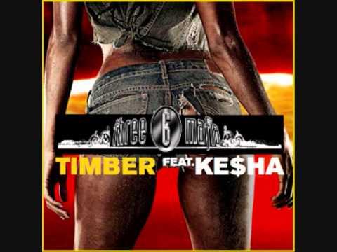 Gotta Stay Timber! (Pitbull ft. Kesha vs. Three Six Mafia)[Grave Danger Mashup]