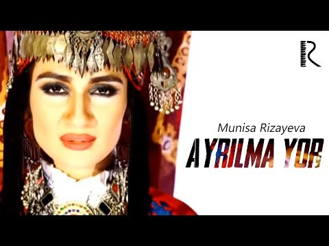 Munisa Rizayeva - Ayrilma yor (Official Music Video)