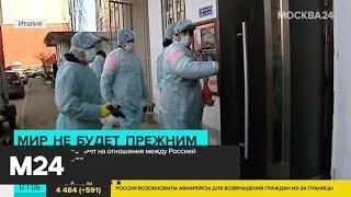 Люди по всему миру прогнозируют, каким будет мир после пандемии - Москва 24