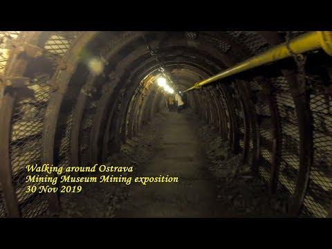 Острава. Walking Around Ostrava. Mining Museum Mining Exposition. ORANGE Ua