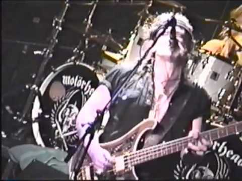 Motorhead (full show) live at the Whisky a go go in 1995 for Lemmy's 50th