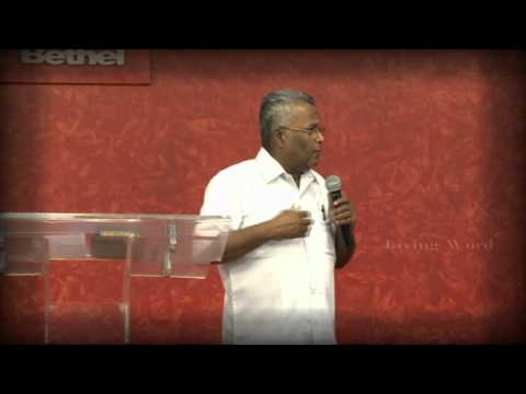 Malayalam message on !!! The Two Adams !!!  Rev. Dr. MA Varughese