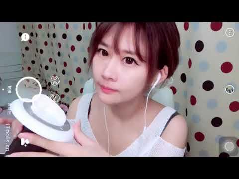 ASMR Chinese ear eating