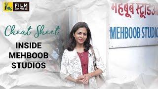 Inside Mehboob Studios | Cheat Sheet | Sneha Menon Desai