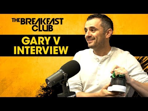 Gary V. Talks Mindset, K-Swiss + Why He Will Never Do Business With Michael Jordan