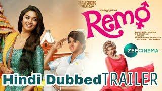 Remo   Hindi Dubbed   Trailer   Sivakarthikeyan, Keerthy Suresh   Zee Cinema