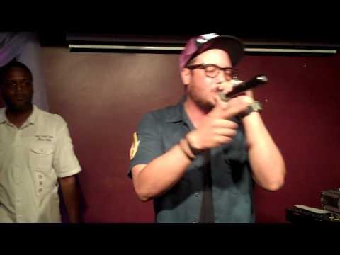 Hip Hop Karaoke NJ - 07.10.10 - It Aint Hard to Tell (Daniel Joseph)