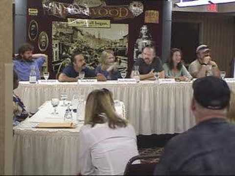 HBO Deadwood actors press conference - part 1 of 4